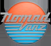 Nomad Vanz Retina Logo
