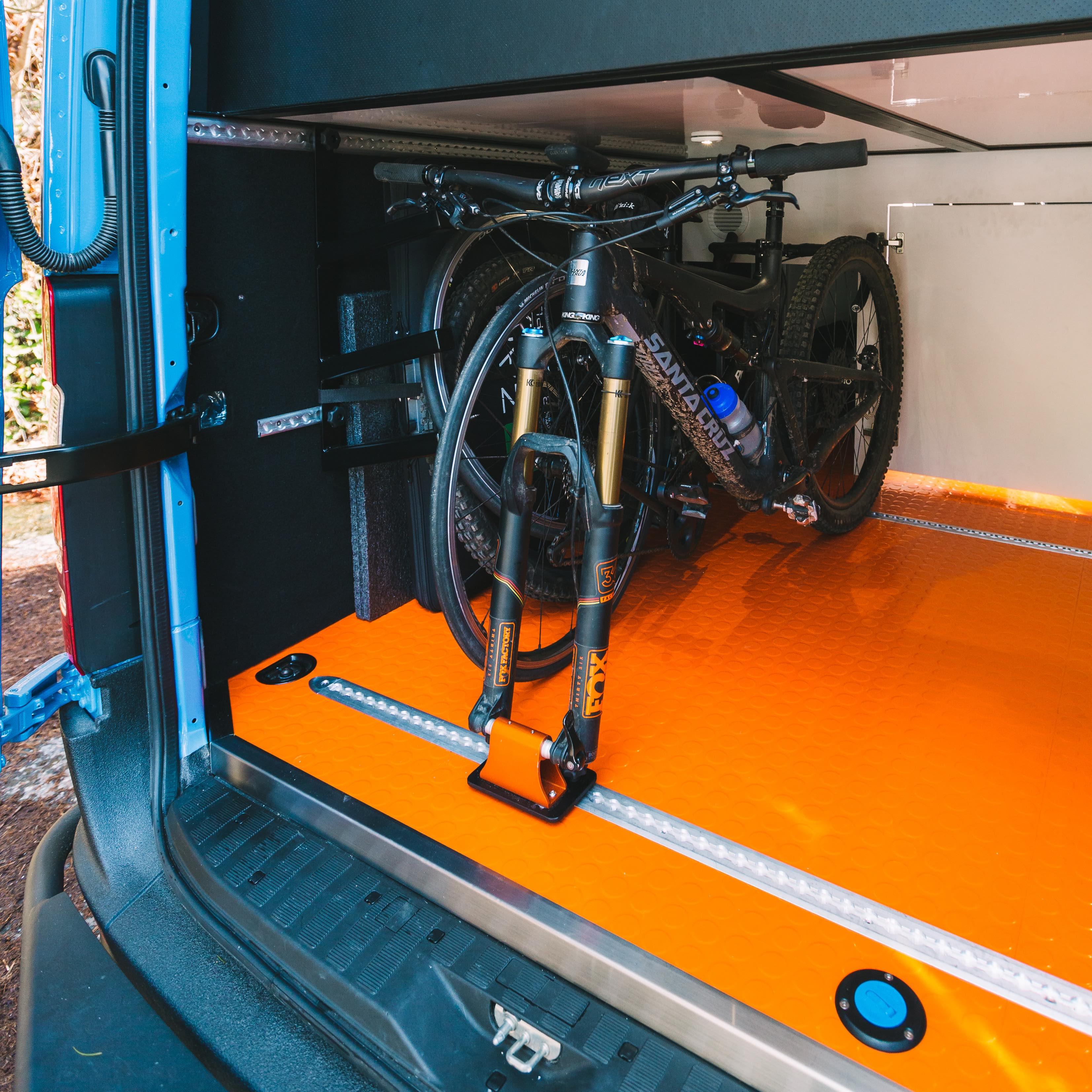 NV - Fork Kit Orange